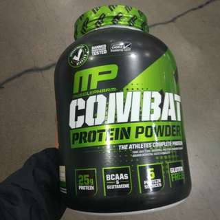 MusclePharm MP Combat Protein Powder Whey