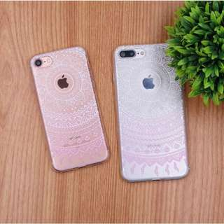 Iphone Mandala Soft Case