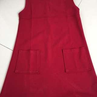 Dress red free