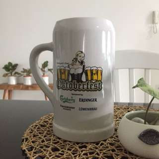 ❗️Sales ❗️Octoberfest beer mug (large)