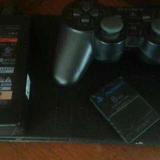 Playstation 2 Slim Bonus HDD