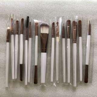 Makeup brush set 15 pieces