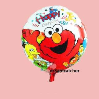 2 designs! Elmo / Sesame street balloon