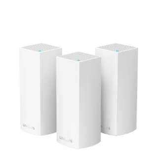 LINKSYS VELOP WHOLE HOME MESH WI-FI SYSTEM (PACK OF 3) - WHW0303