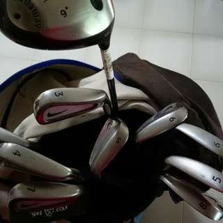 Golf Set - Iron Grafnite Nike and Callaway