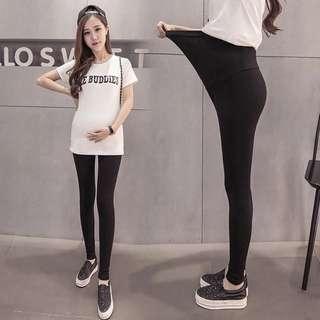 Flexible maternity pant size L