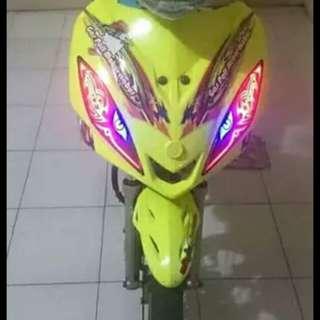 Spark 135 custom LED signal light