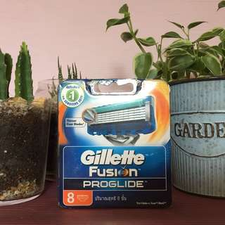 (Instock) Gillette Fusion Proglide Razor Cartridges Refill