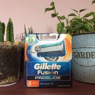 (Instock) Gillette Fushion Proglide Razor Cartridges Refill