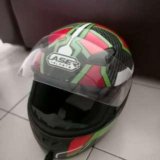 Fullface Laser Helmet