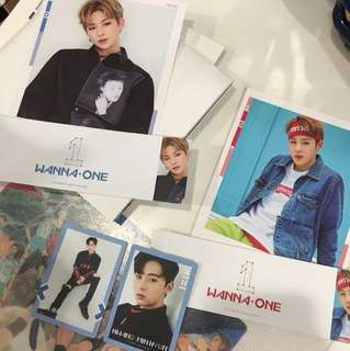 WTT/WTB Wanna One To Be One Collectibles