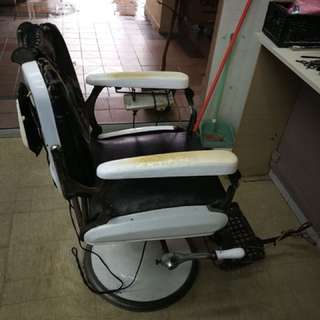 Takara 50 yrs barber Chair rare product