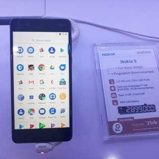 Kredit Nokia 5 Proses Cepat