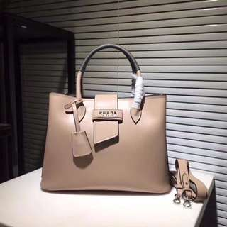 Prada ribbon handbags