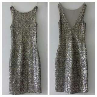 Preloved Zara Sequin Dress Discount #awaltahun