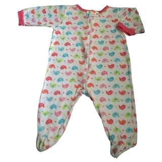Baby Sleepsuit Gerber