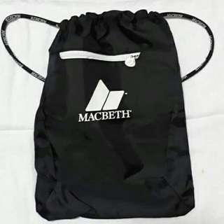 Macbeth Drawstring Bag