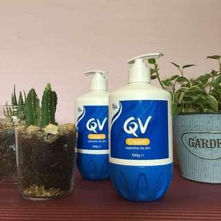 (Instock) Brand New QV cream for dry skin 500g/1Kg