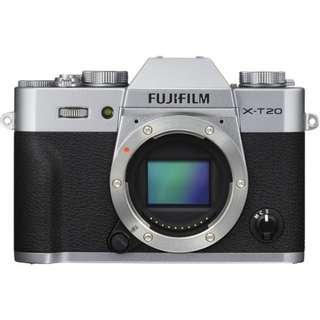 Fuji xt20 Body (10/10) + Fujinon 35mm F2 lens : A gift, less than 100 shots! Retail total at $2,100