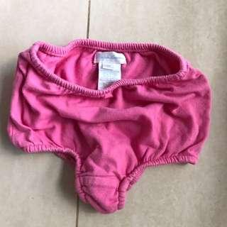 Authentic Ralph Lauren Baby girl panty / diaper cover