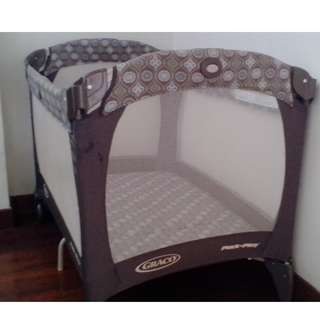 Graco Playpen Play and Pack Playard Baby