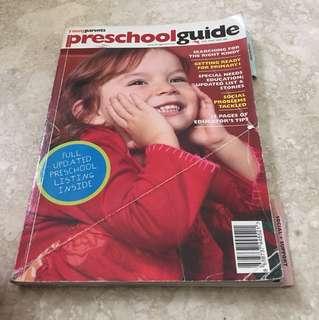 Preschool guide