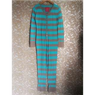 Jumpsuit Sleepwear