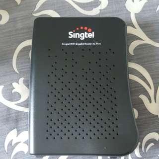 Singtel Wi-Fi Gigabit Router
