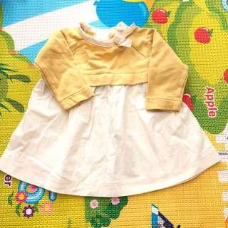 DKNY Baby Dress 3M