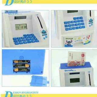 Bank Mini Atm Money Machine