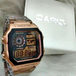 Casio Limited Edition