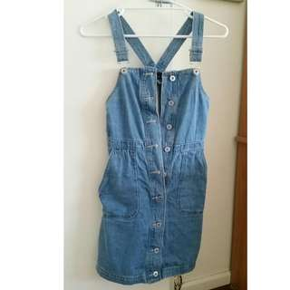 Denim dress - size 6
