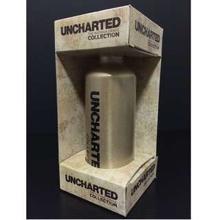 Uncharted The Nathan Drake Collection Water Bottle
