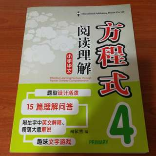 [Brand New] Primary 4 - Topical Chinese Comprehension