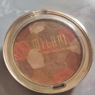 Milani blush on highligh and blush