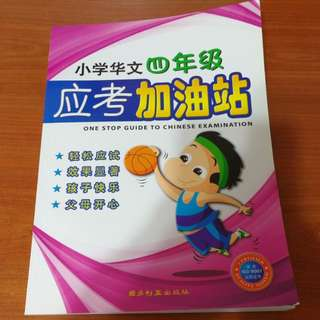 [Brand New] Primary 4 - One Stop Guide to Chinese Examination