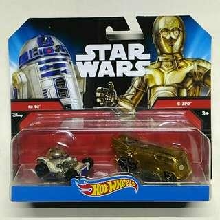 Starwars R2-D2 & C-3PO