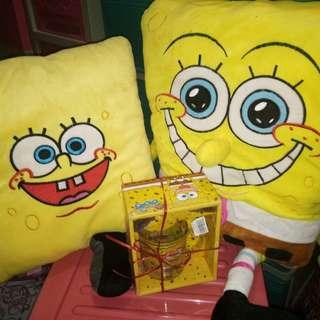 Spongebob Set of 4