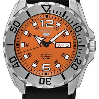 SEIKO 5 Sports Baby Monster SRPB39K1 Automatic