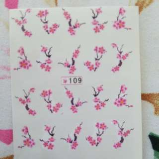 Nail art/sticker 2 for 1$. Special price for few days only.