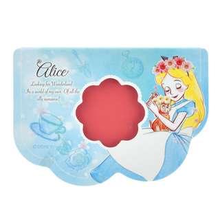 Japan Disneystore Disney Store Alice in Wonderland Gerbera Cream Cheek