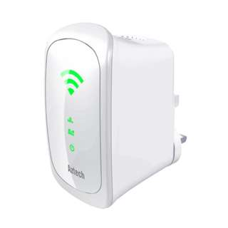 Aztech Wall-Plugged 750Mbps Dual Band Concurrent Wireless-AC Repeater WL590E Aztech Wall-Plugged 750Mbps Dual Band Concurrent Wireless-AC Repeater