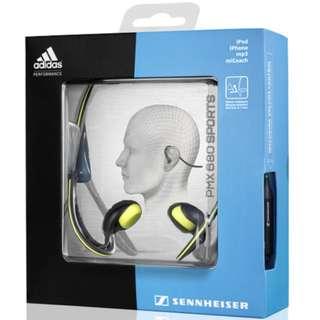 Sennheiser PMX 680i (Adidas) Sport Circumaural Headphone