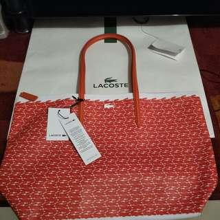 Lacoste Hand Bag Shoulder Bag