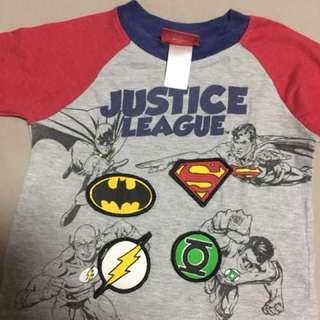 Justice league 18 monthsoriginal