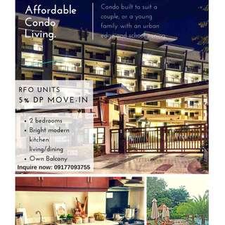 2 Bedroom Condo Levina Place in Pasig