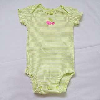 Carter's Yellow Onesie for Girls