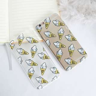 ICE CREAM 3D EYES CASE
