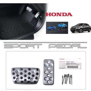Honda Jazz/City Sport Pedal