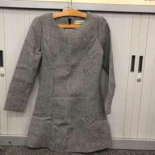 女士冬季連身裙 M碼